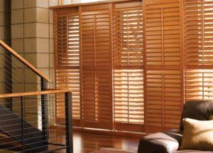 wood-shutter